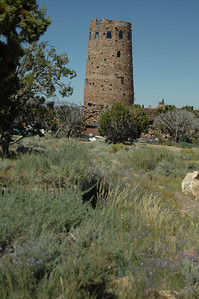 Watch Tower The Grand Canyon