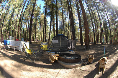 Grand Canyon Camping @ North Rim