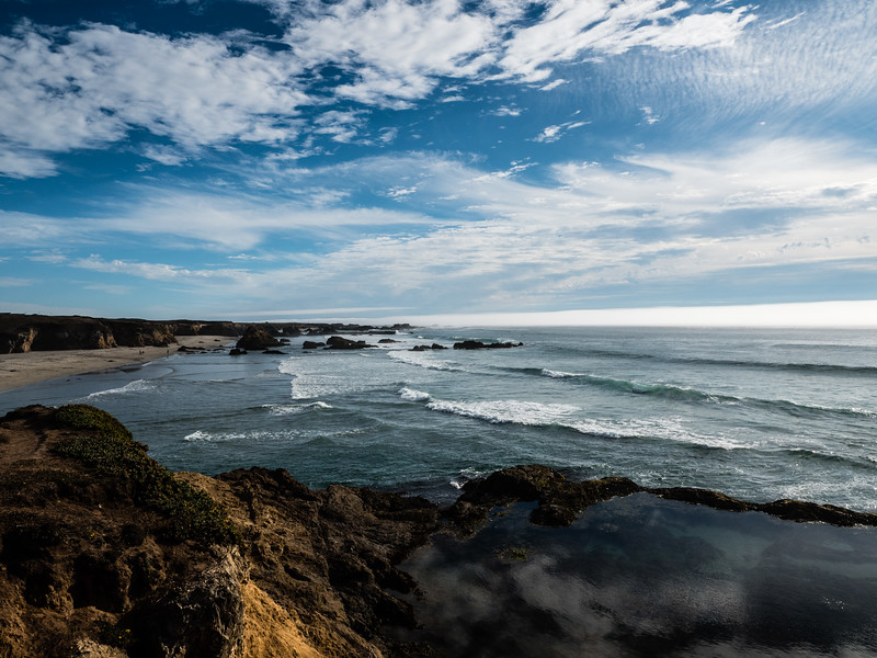 Afternoon Coast