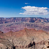 Partly Cloudy Grand Canyon