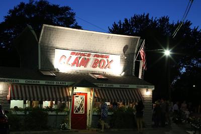 Clam Box, Ipswitch MA.