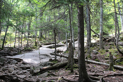 Hiking Mount Megunticook