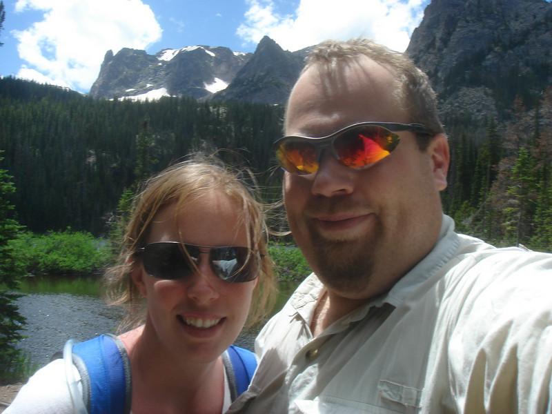 At Fern Lake