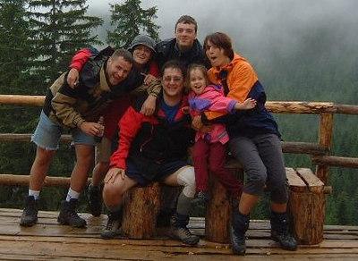 Romania 8/2003