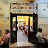 This is Vito's restaurant located 3 blocks away from the B&B. Awesome food and Vito was too funny. Vito looks like you would imagine him to do which is like Paul Sorvino in Goodfella's except he is wearing a tee shirt and white apron.