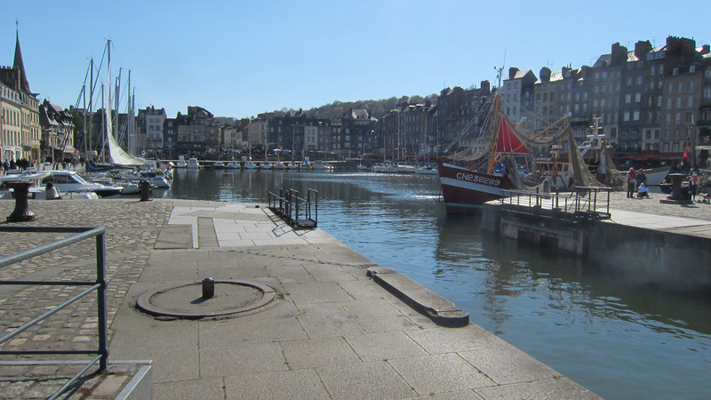 Harbour of Honfleur