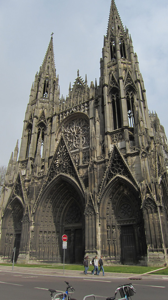 cathedral de rouen