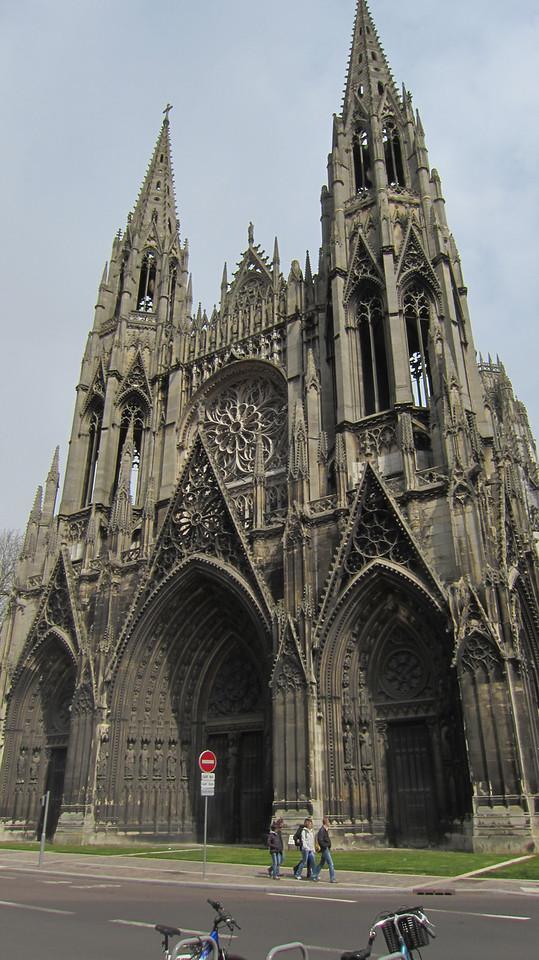 cathedral de rouen