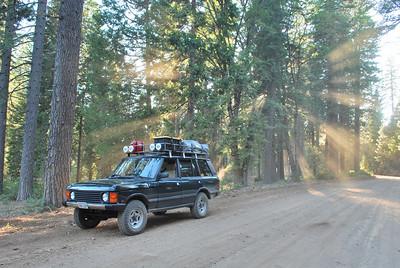 Rover Camping