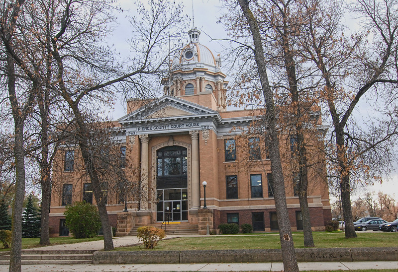 Pierce County Court House, Rugby, ND