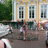 Peterhof Gardens Built by Peter the Great