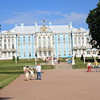 Catherine Palace in Pushkin