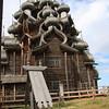 Church of Transfiguration (Made without nails) Kizhi Island