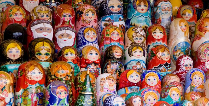 Muscovite Matryoshkas