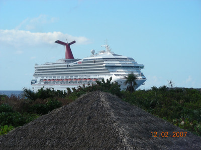 Rusty Cruise 2007 - Carnival Triumph