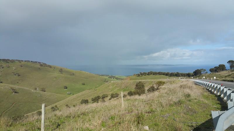 Near Cape Jervis, South Australia