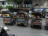 There is never a shortage of Tuk-Tuk drivers waiting to charge you 10x more than a taxi would charge.