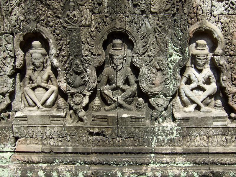 Ruins of Preah Khan.