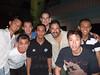 Some new friends we met at club Liquid.  Kuala Lumpur, Malaysia.