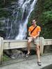 Me at Tamaraw Falls.
