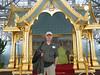 Another tourist at Bangkok Airport