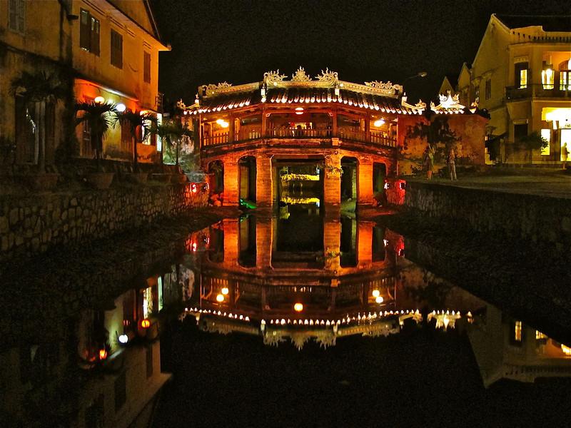 Japanese Bridge, Hoi An Vietnam