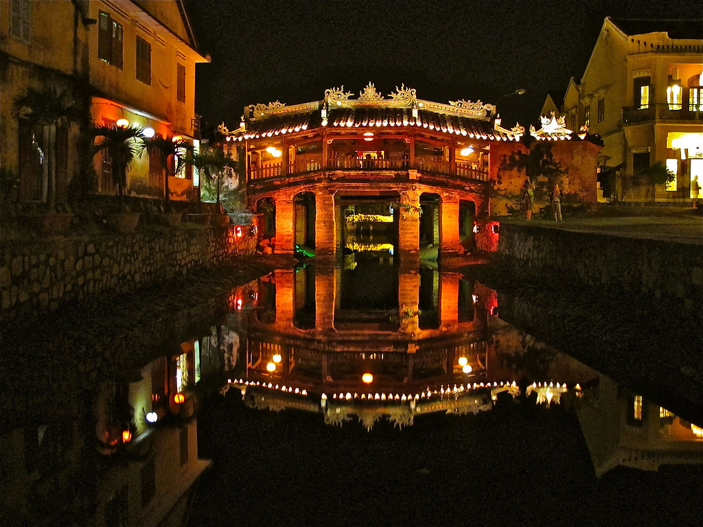 Japanese Bridge, Hoi An Vietnam