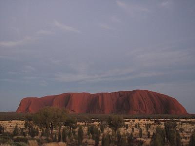Uluru (Ayers Rock) - Kata Tjuta (The Olgas) 25Feb12
