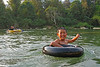 Local kids love tubing too!