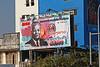 A billboard