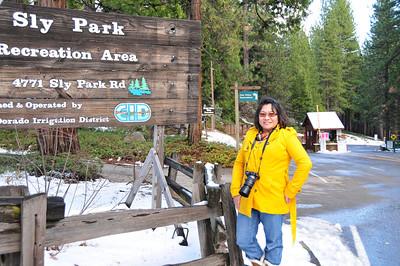 Sacramento Snow Trip 2012