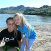 Danika and Ladybug