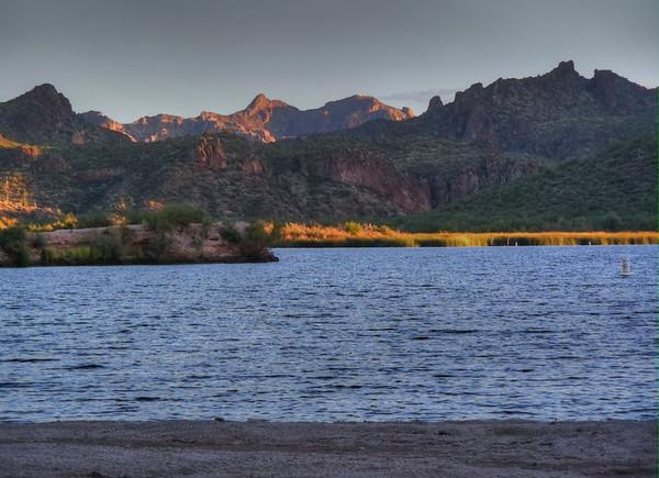 Saguaro Lake, Az