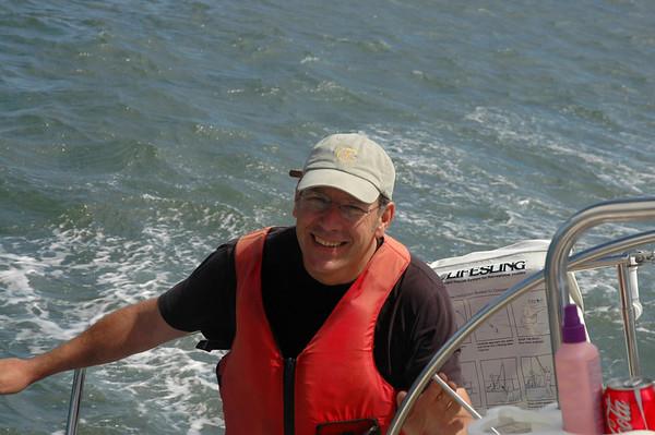 Sailing Trip - Aug 2007