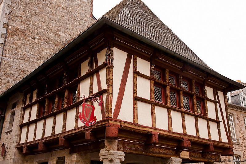 Dinan - Cotes d'Armor - France