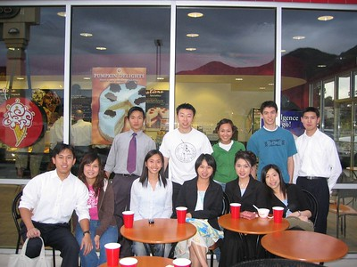 The Cantonese gang from BYU