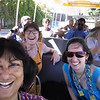 Anita's selfie from the Africa Tram with all of us