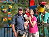 The Parkers at Legoland