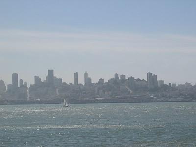 San Fran coastal shot