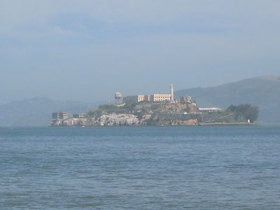 Alcatraz - aka the Rock