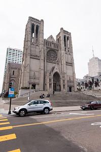 San Francisco - Saint Francis of Assisi Church