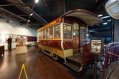 San Francisco - Cable Car Museum