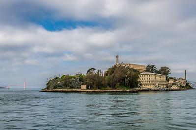 Approaching Alcatraz