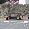Cable Car - drop people off at Fort Port<br /> <br /> Contributed Photo by Maria Dyson/Ellen Yeates