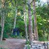 Campsite at Spencer Spit