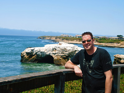 Joe Fall - Natural Bridges State Beach