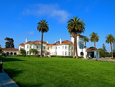 Dolce Hayes Mansion in San Jose, California, is an award-winning hotel and conference center.