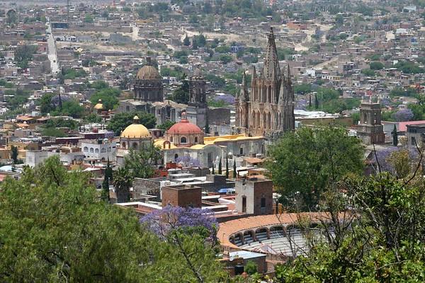 San Miguel May 2004