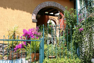 Una casa - San Miguel de Allende