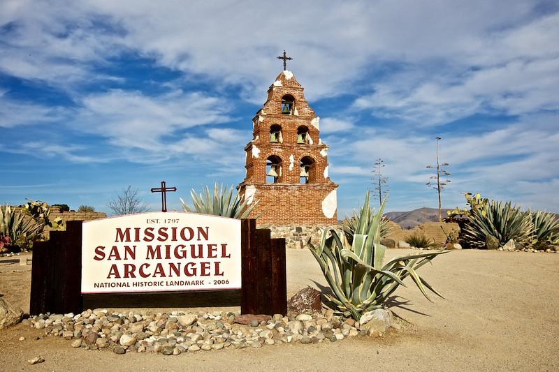 Mission San Miguel - San Miguel, CA